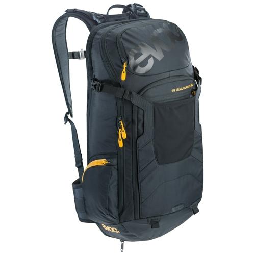 Evoc Protector Backpacks Fahrradrucksack FR Trail Blackline 20L M L Black