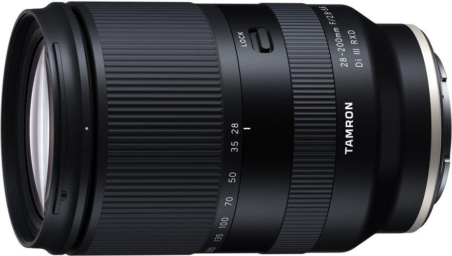 Tamron 28-200mm f2.8-5.6 Di III RXD Objektiv für Sony E Mount - Vorbestellung | Miss Numerique FR