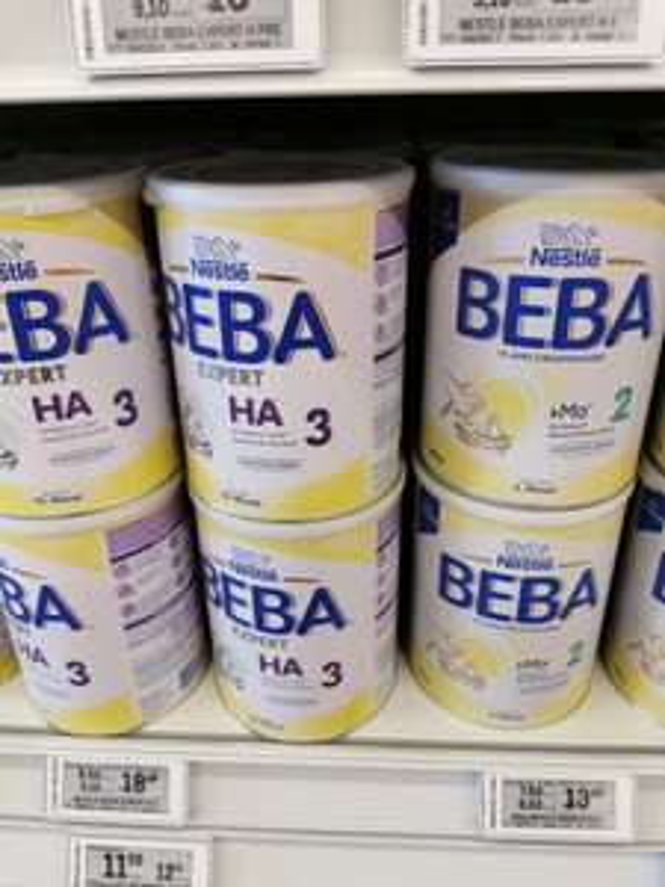 Nestle Beba Expert Ha 3 800g Metro Porta Westfalica (Lokal)