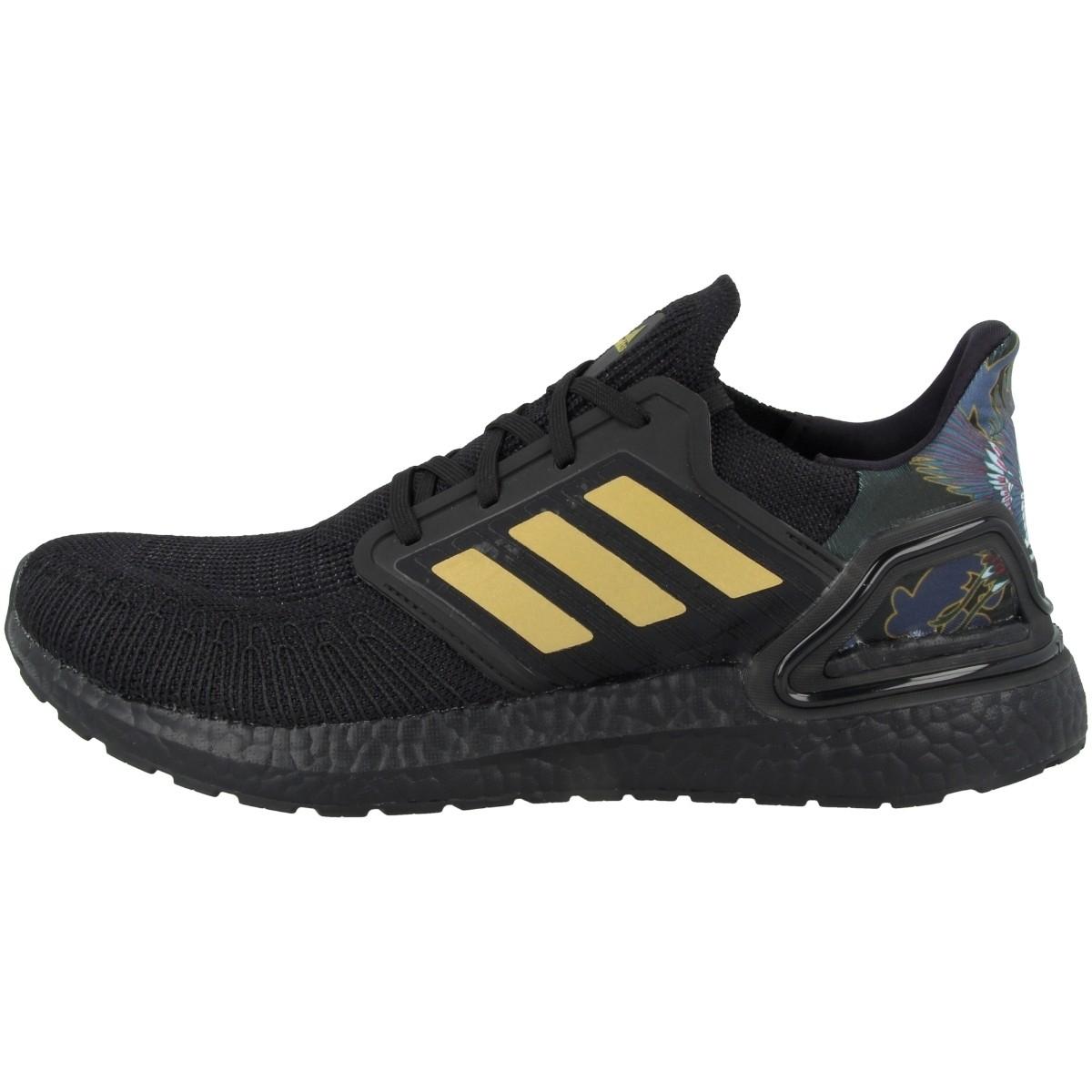 Adidas Ultraboost 20 Laufschuhe schwarz 40, 42 2/3 und 43 1/3