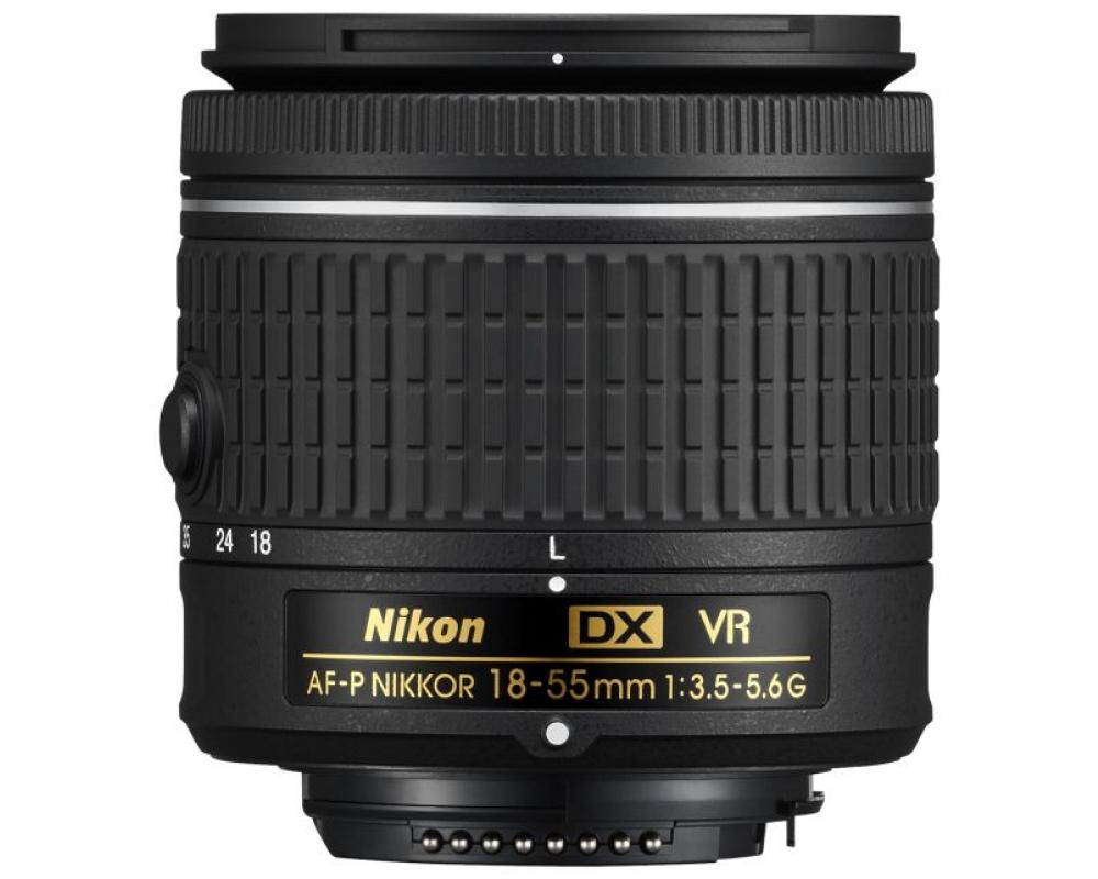 Nikon AF-P DX 18-55/3,5-5,6 G VR APS-C F-Mount