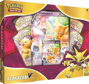 Pokemon Alakazam V Box (Prime)