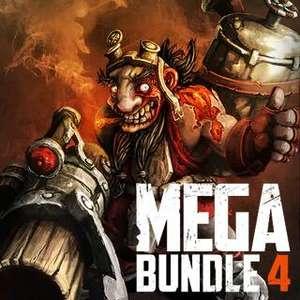 Mega Bundle 4 (Steam): 20 Spiele für 2.99€