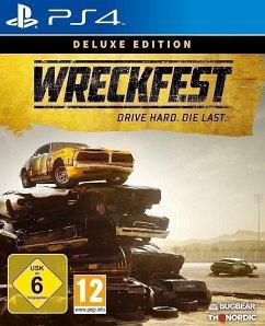 [PS4] Wreckfest Deluxe Edition (PS5 Update für 9,99€ am 01.06.)