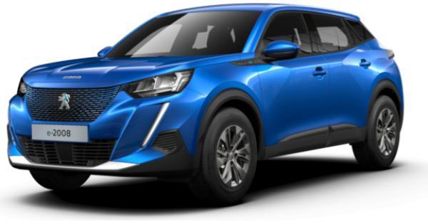 [Privatleasing] Peugeot 2008 (136 PS, 50 kWh) mtl. 159,99€ + W&V + 869€ ÜF (eff. 184€), LF 0,44, GF 0,51, 36 Monate, BAFA, sofort verfügbar
