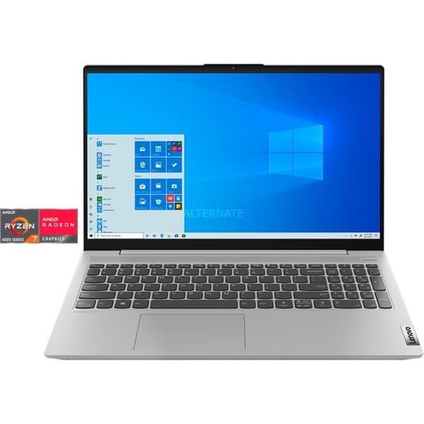 "Lenovo IdeaPad 5 15ARE05 Graphite Grey, Ryzen 7 4700U, 16GB RAM, 512GB SSD, 15.6"" Full HD IPS 300cd/m², 70 Wh Akku, 1.66 kg"