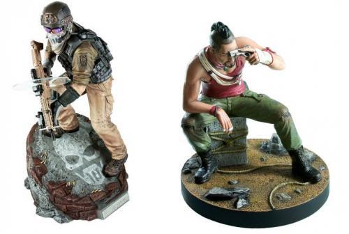(Amazon) Far Cry 3 Figur, Ghost Recon Future Soldier Figur
