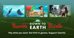 Humble Down to Earth Bundle (Steam) ab 1€