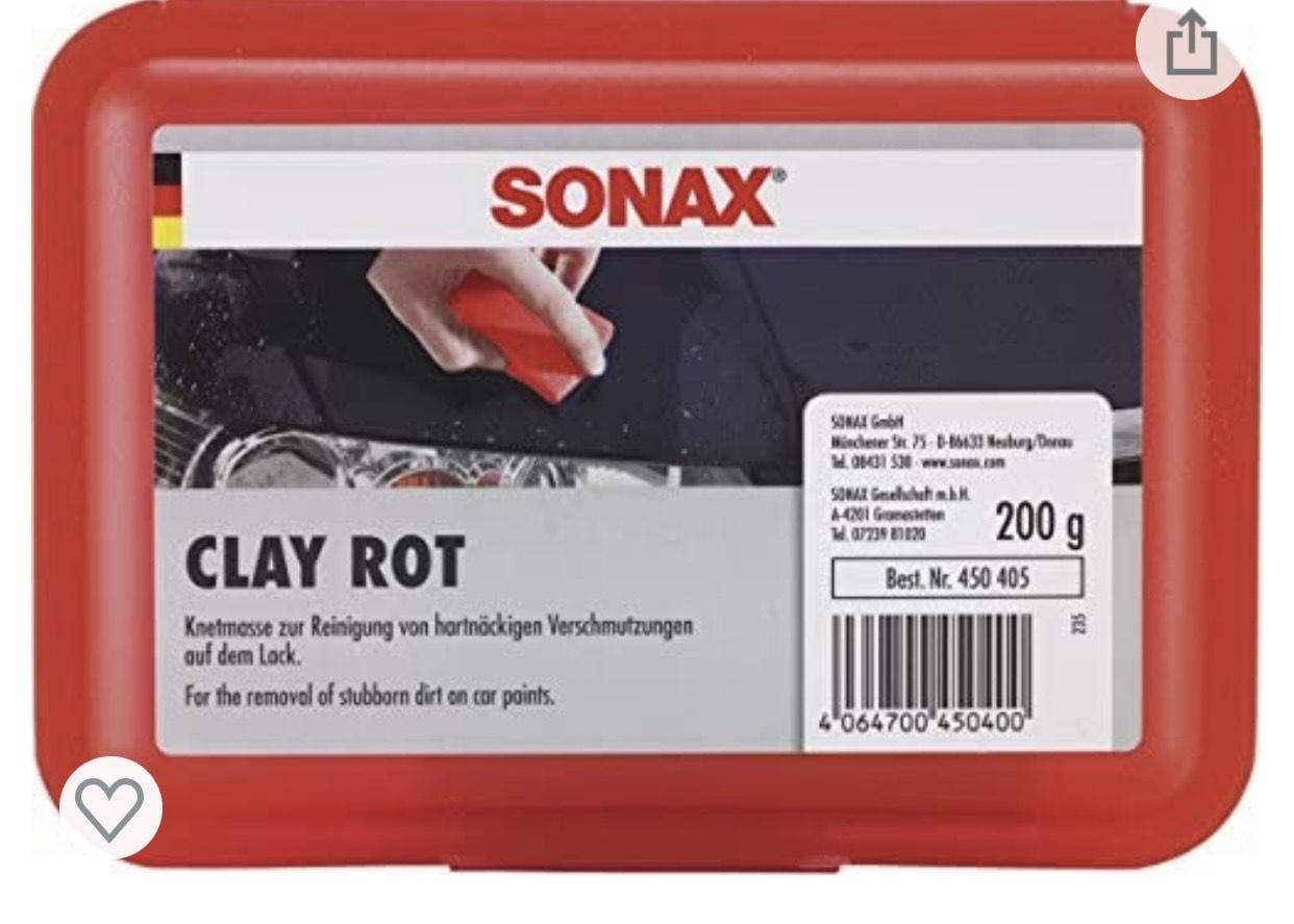 Sonax Claybar - Amazon Marketplace