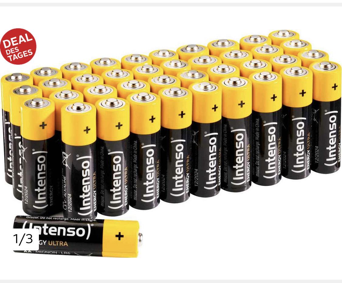 Intenso AA Batterien bei Otto.de