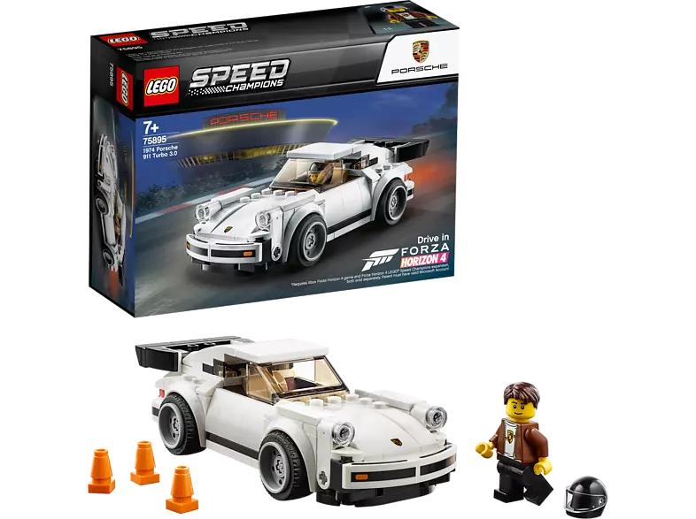 LEGO 75895 1974 Porsche 911 Turbo 3.0 Bausatz