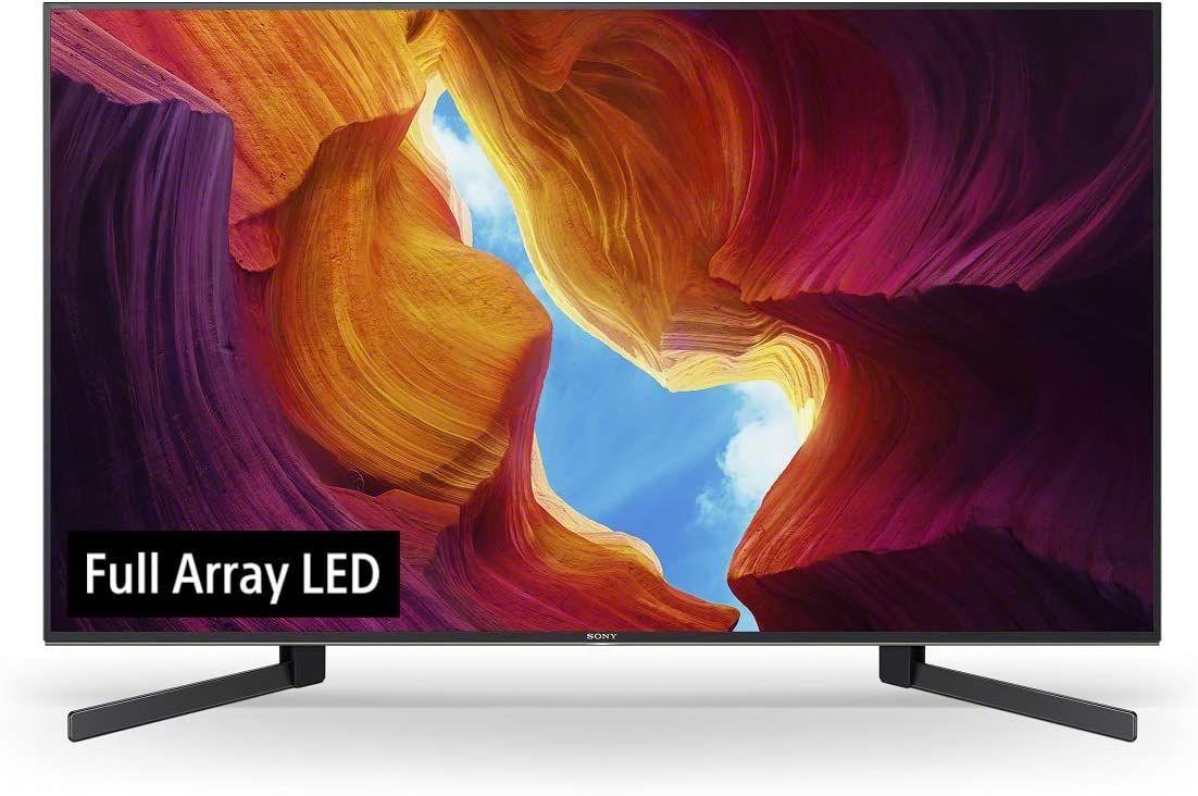 Sony KD-49XH9505 Full Array LED TV 49 Zoll, 4K UHD, Smart TV, Twin Triple Tuner, HDR