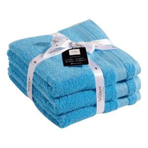 [Veepee] Vossen Handtücher - u.a. 3er-Set für 24,89 statt mindestens 30 Euro