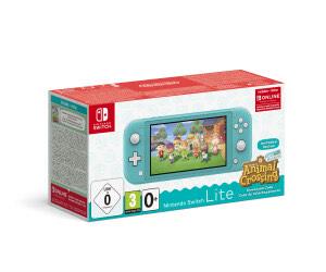 [Lokal Kempten] Nintendo Switch Lite türkis inkl. Animal Crossing: New Horizons