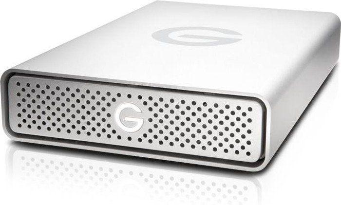 "G-Technology G-DRIVE 14TB externe HDD Festplatte (245 MB/s, 3,5"" SATA, Aluminiumgehäuse, USB 3.0)"