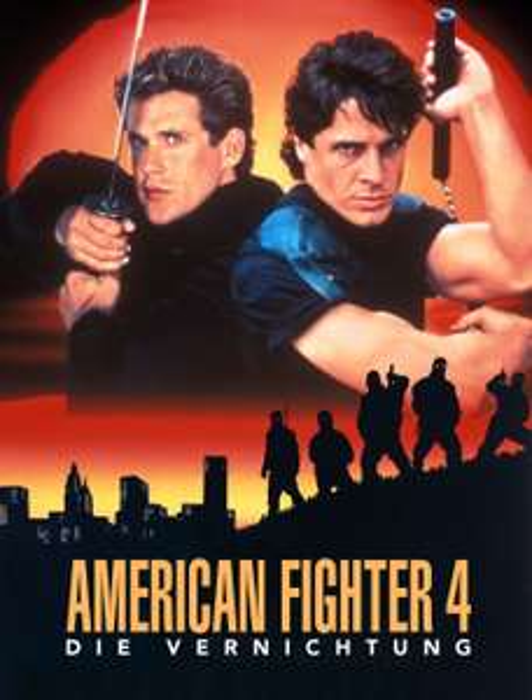 Amazon Prime Video American Fighter 4