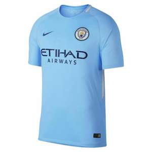 NIKE MANCHESTER CITY TRIKOT HOME 2017/2018