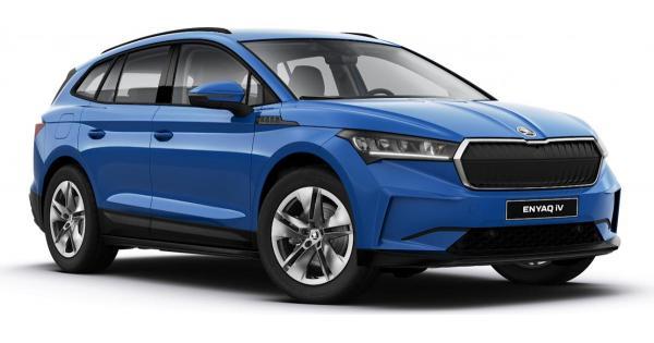Privatleasing: Skoda ENYAQ iV 60 62 kWh (180 PS) - BAFA, konfigurierbar für 146€ monatlich (eff. 185€) - GKF: 0,476