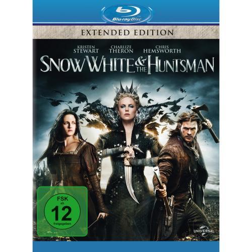 Amazon.de | Snow White & the Huntsman - Extended [Blu-ray] um 9,99€
