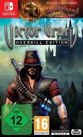 Victor Vran - Overkill Edition Nintendo Switch