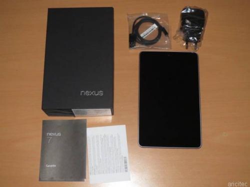 @ebay Nexus 7 32GB Wlan von Händler | gebraucht in OVP