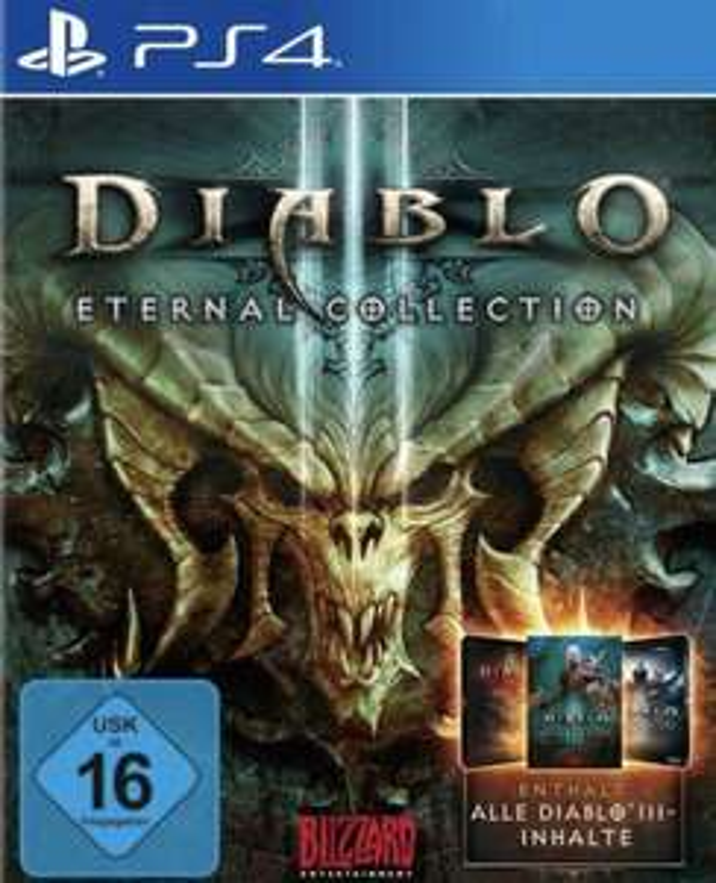 Diablo 3 Eternal collection PSN