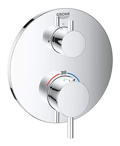 GROHE Atrio | Thermostat-Brausebatterie | chrom | 24134003