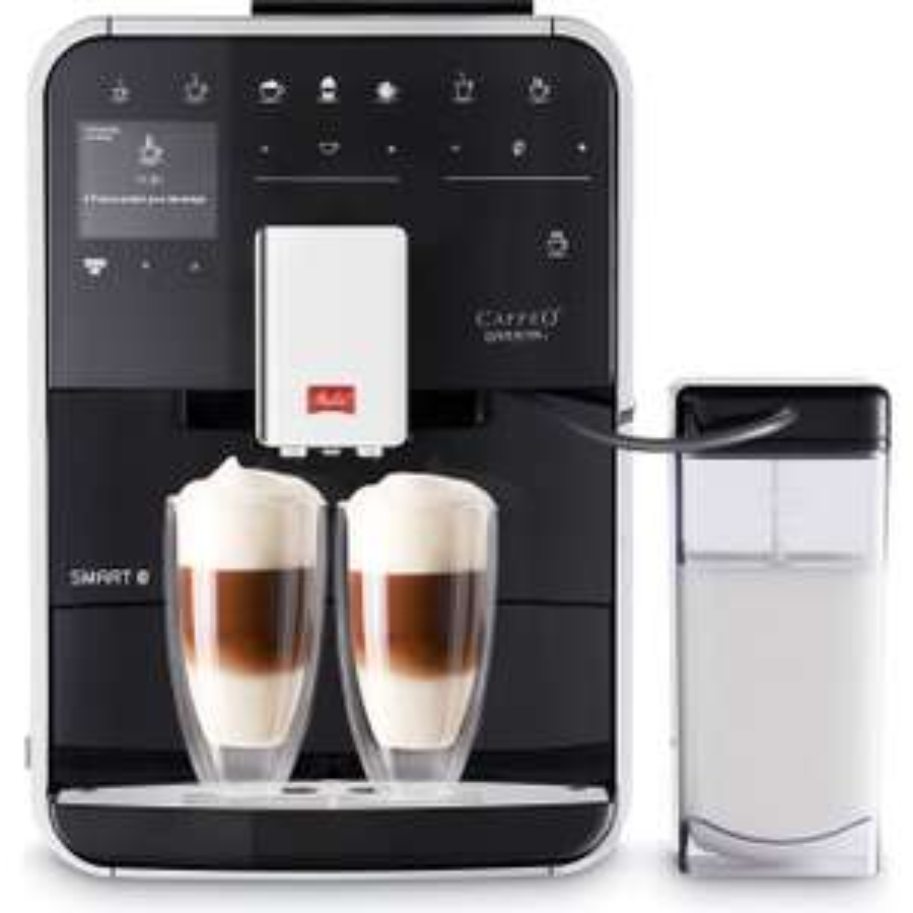 Melitta Caffeo Barista T Smart F831-101 Kaffeevollautomat [ao.de]