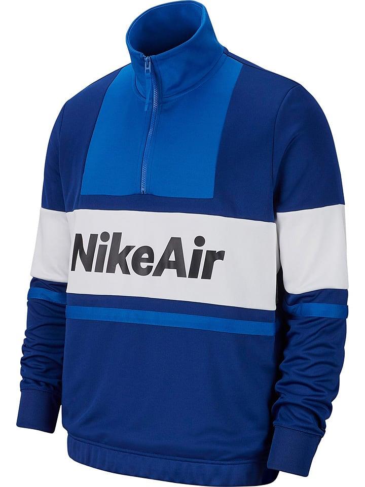 "Nike x Limango mit bis zu 57% Rabatt auf Kleidung & Kicks, z.B. Windbreaker ""NSW Air"" in Blau (inkl. NL Rabatt)"
