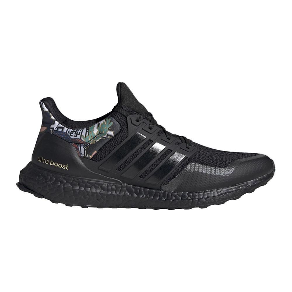 Adidas Ultraboost DNA Laufschuhe Männer Christal Black/christal black/goldmt [edit: Größen 40 , 40 2/3 , 41 , 41 1/3 , 43 1/2 und 44]