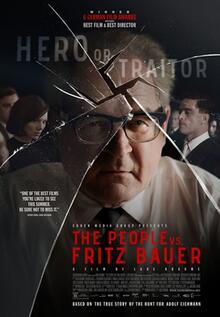 «Der Staat gegen Fritz Bauer» (IMDb 7,1 – RT 85%) kostenlos im Stream [ARD Mediathek]