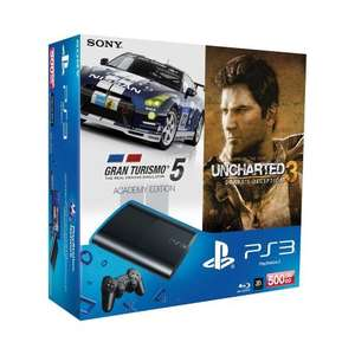 PS3 - SuperSlim Bundle 500GB ab 215,94€