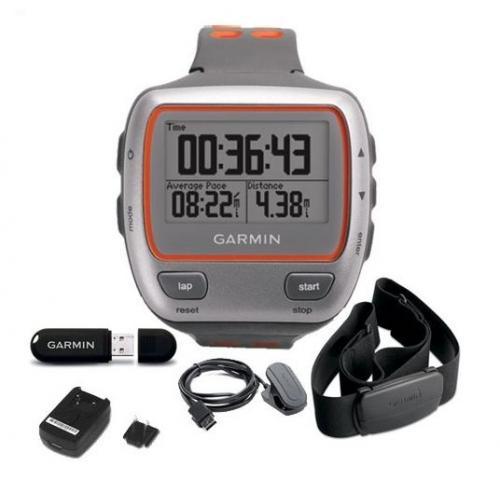 Garmin GPS Sport Uhr Forerunner 310XT HR Trainingscomputer inkl.Textil Brustgurt @ebay
