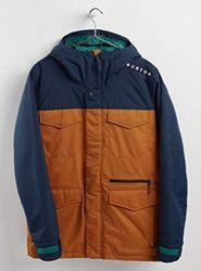Burton Herren Covert Snowboard Jacke Dress blue / true Penny Größe S