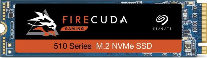 Seagate FireCuda 510 SSD 1TB M.2 PCIe x4 NVMe nur heute