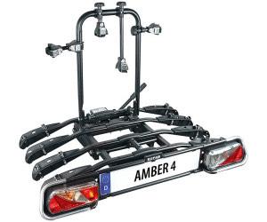 Eufab Amber 4 Fahrrad Träger Anhängerkupplung