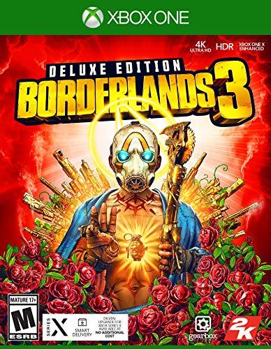 Borderlands 3 Deluxe Edition (Xbox One) für 14,71€ inkl. Versand (Amazon.com)