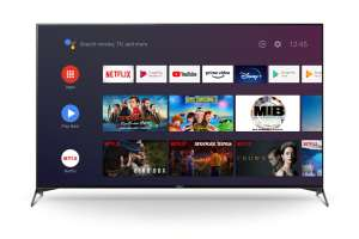 [check24] SONY KD-55XH9505 FALD LED TV (Flat, 55 Zoll / 139 cm, UHD 4K, SMART TV, Android TV)