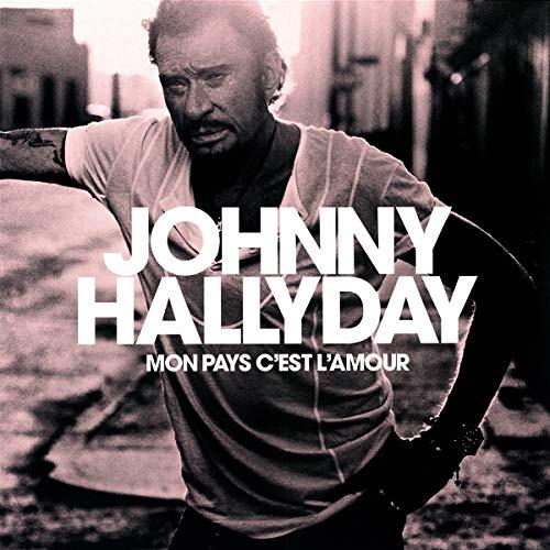 (Prime) Johnny Hallyday - Mon Pays C'Est L'Amour (Standard Vinyl LP)