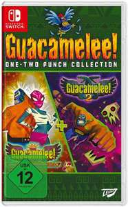 Guacamelee! One-Two Punch Collection Nintendo Switch oder Playstation 4