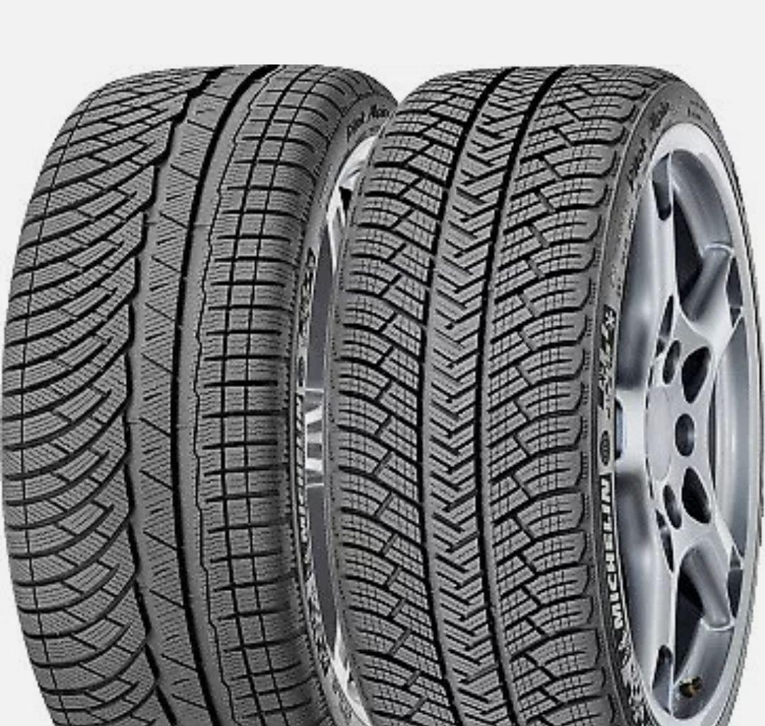 Nur noch 2 Stück verfügbar - Auto Winterreifen Michelin Pilot Alpin PA4 225/40 R18 92V XL M+S