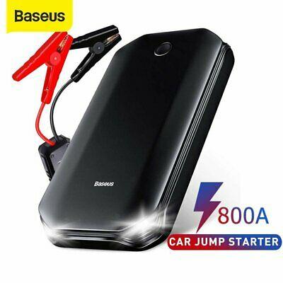 Baseus Jump Starter Ladegerät (Auto-Starthilfe, Booster Power Bank, 800A)