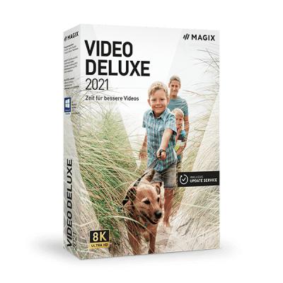 MAGIX Video deluxe 2021 20€ statt 69,99