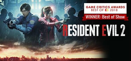 Resident Evil 2 Remake (PC - Steam)