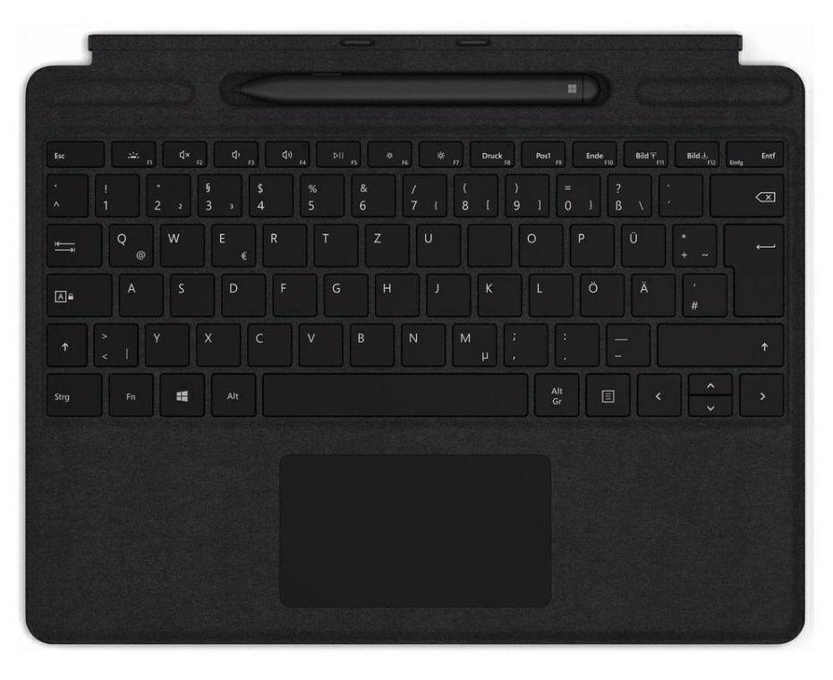 MICROSOFT Surface Pro X Signature Keyboard Black / Slim Pen Kombi Pack