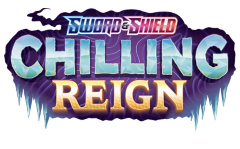 Pokémon Chilling Reign Display Case 6stk englisch Vorbestellung