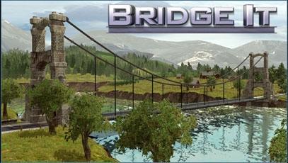 Bridge It [PC] - Brückenbauspiel im Indiegamestand
