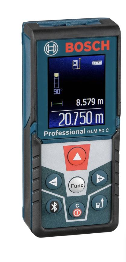 [Maingau Kunden] Bosch Professional GLM 50 Entfernungsmesser