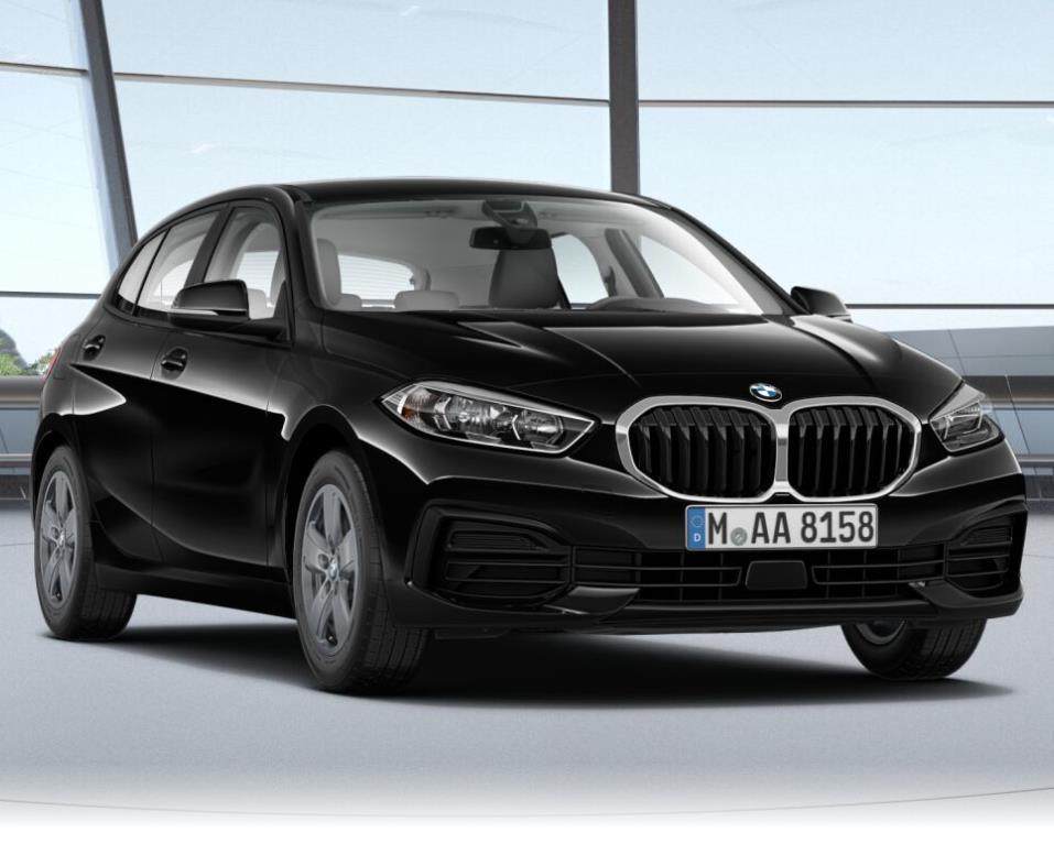 Privatleasing: BMW 116 i F40 (konfigurierbar) für 145€ (eff 172€) monatlich - LF:0,54