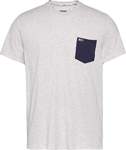 [Prime] [Größe S/M/L/XL] Tommy Jeans Herren T-Shirt grau